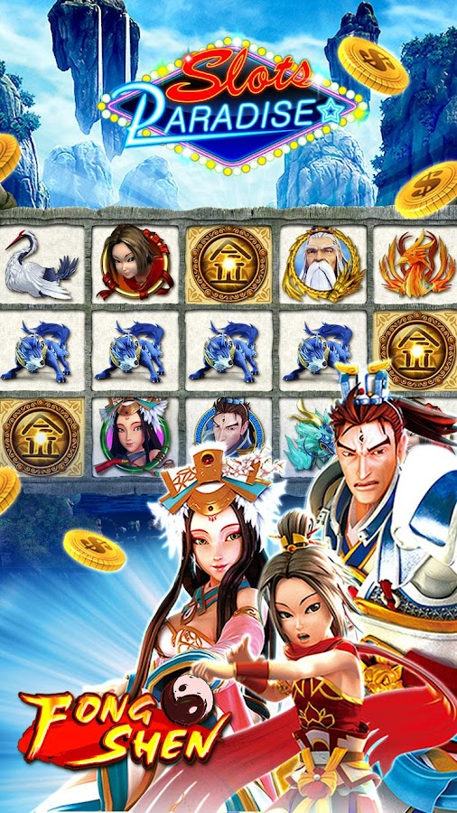 Slots Paradise™ Screenshot 4