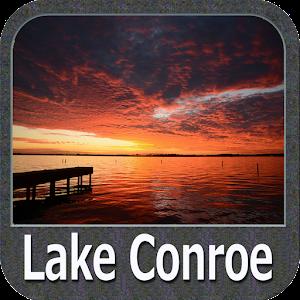 Lake Conroe GPS Map Navigator For PC / Windows 7/8/10 / Mac – Free Download