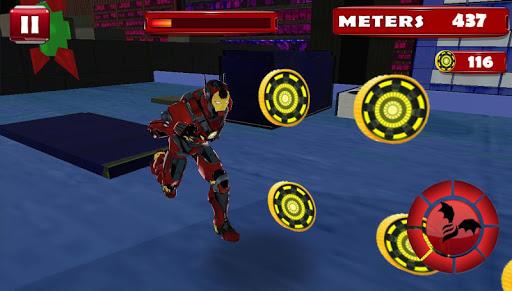 Rise of the Iron Bat screenshot 2