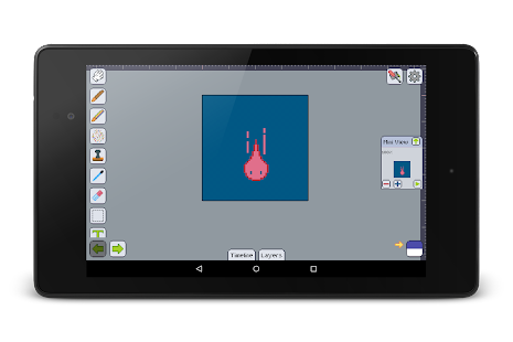 Pixly - Pixel Art Editor Screenshot