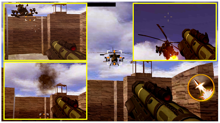 android Death Clash War Zone Mission Screenshot 4