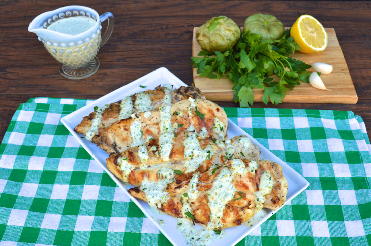 Tomatillo Ranch Chicken Recipe | Yummly