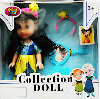 "Кукла ""Collection Doll"" Белла набор"