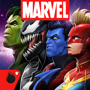 Cover art MARVEL Contest of Champions