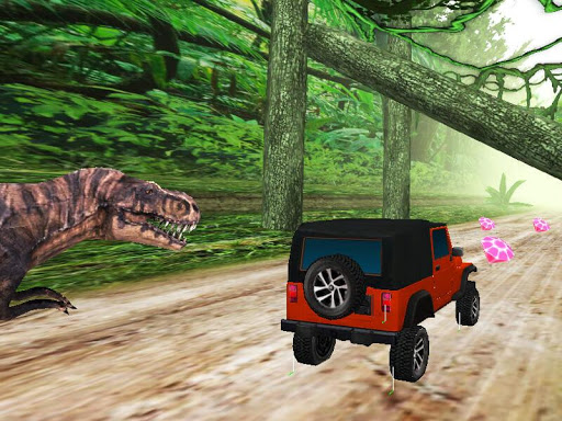 Dinosaur Escape - screenshot