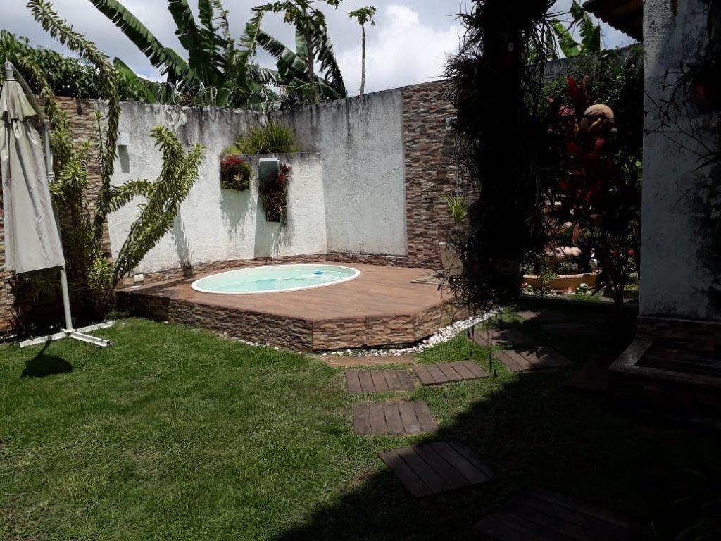 Casa com 3 dormitórios com piscina para alugar, 118 m² - Condomínio Di Cavalcanti - Sape - Niterói/RJ