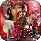 Love Dual Photo Frames APK for Bluestacks