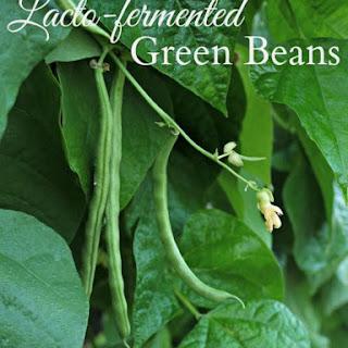 Fermented Green Beans Recipes