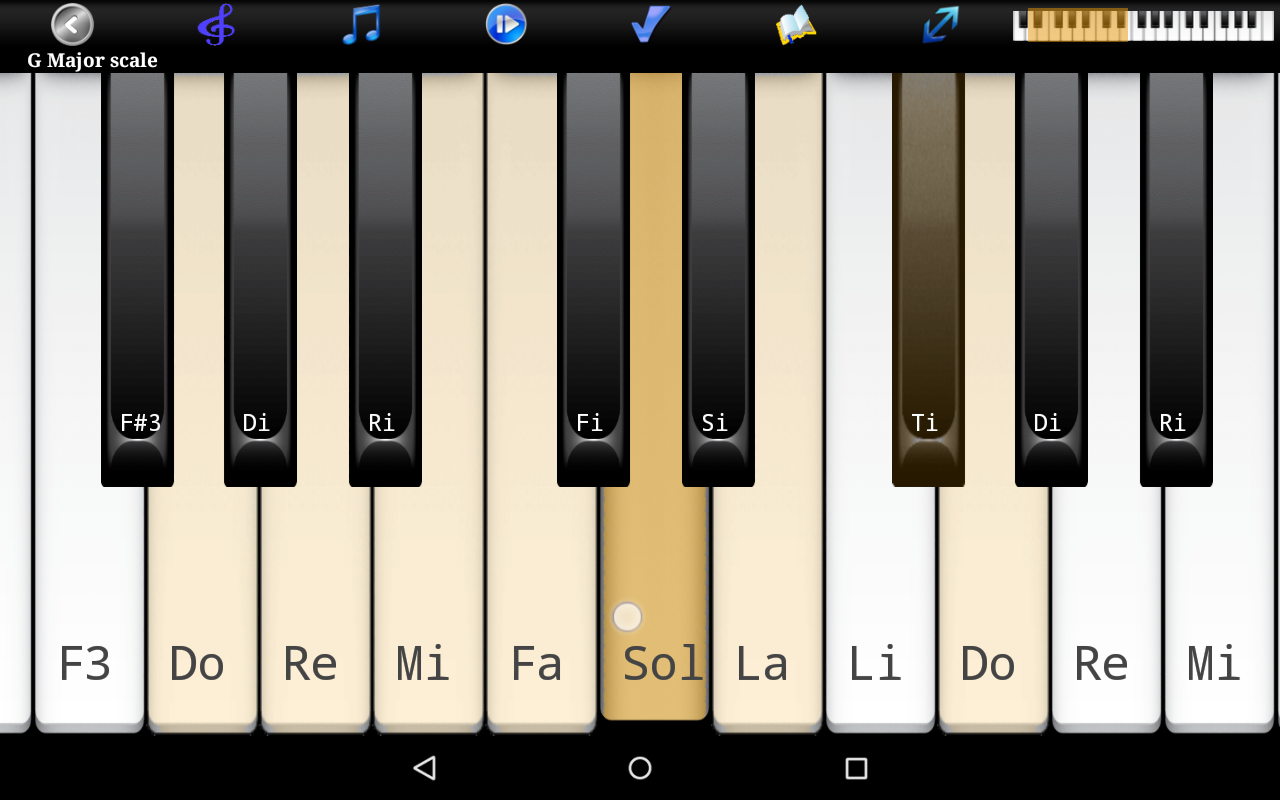 Piano Scales & Chords Pro Screenshot 12