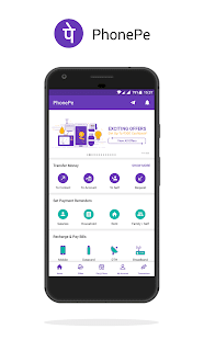 PhonePe – Money Transfer, Recharge & Bill Payment Screenshot