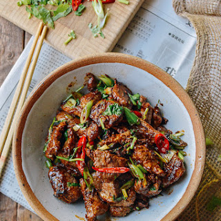 Soy Sauce Marinade Lamb Recipes