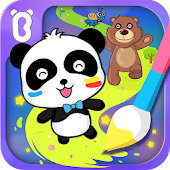 Free Download Baby Panda's Magic Lines APK for Samsung