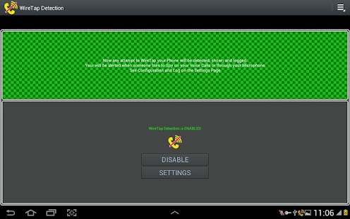 App WireTap Detection (Anti Spy) APK for Windows Phone - Android games ...