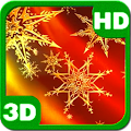 Christmas Snowflakes Whirl 3D APK for Ubuntu