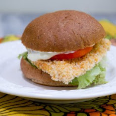 Baked Spicy Chicken Sandwiches