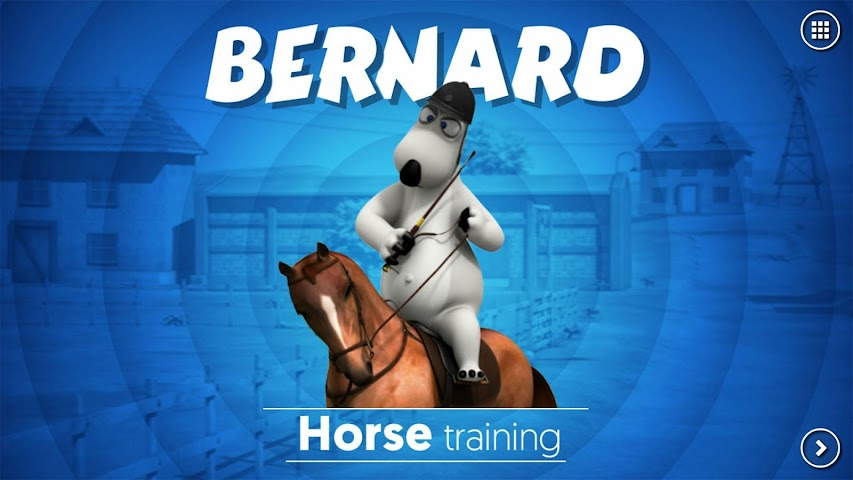 android Bernard Horse Training Screenshot 5