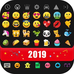 Keyboard - Emoji, Emoticons Online PC (Windows / MAC)