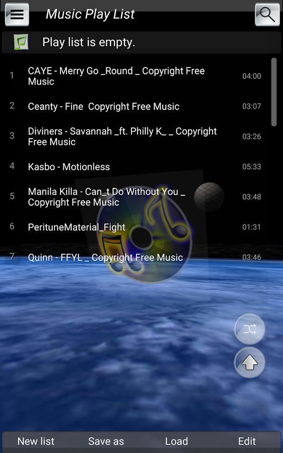 Solid Music Player Pro Screenshot 8