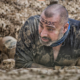 A tough Mudder by Steve Dormer - Sports & Fitness Fitness