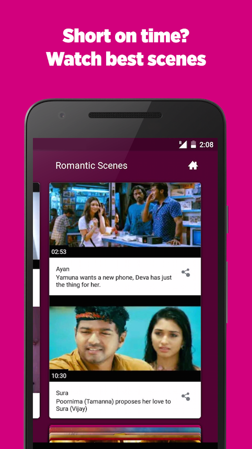 FastFilmz - HD Tamil Movies Screenshot 4