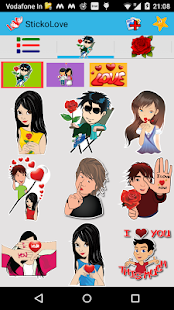 Love  Stickers – Chat Stickers