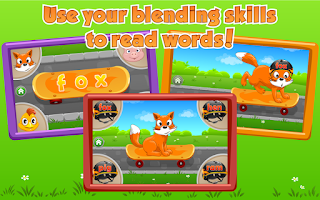Screenshot of Kids Learn to Read (Lite)