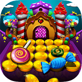 Download Candy Donuts Coin Party Dozer APK to PC