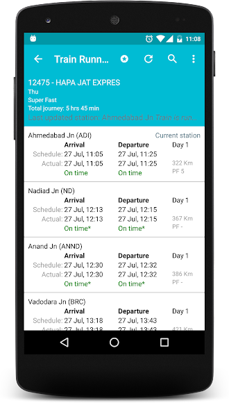 Indian Rail Info App PRO 4.2.1