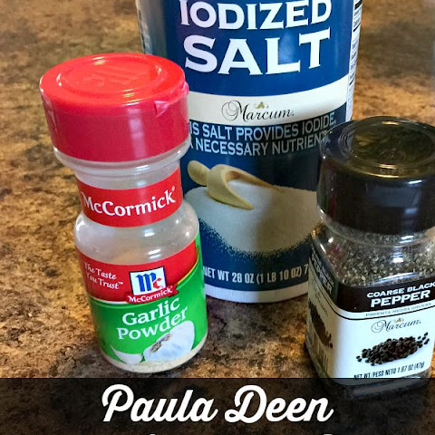 Paula Deen House Seasoning