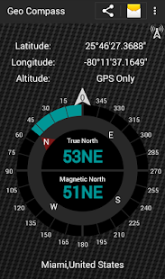 Geo Compass Pro- screenshot thumbnail