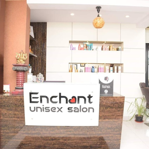 Enchant Unisex Salon, HSR, HSR logo
