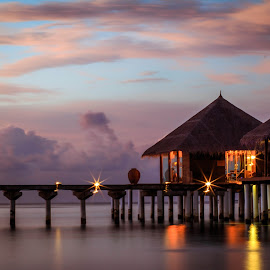 Maldives- Kokoa by Теди Димитрова - Buildings & Architecture Bridges & Suspended Structures ( #nature# #beautifull# #view#,  )