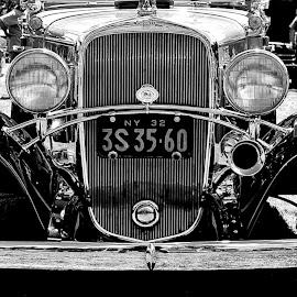 by Doug Hilson - Transportation Automobiles