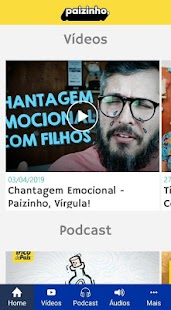 Paizinho, Vírgula! for pc