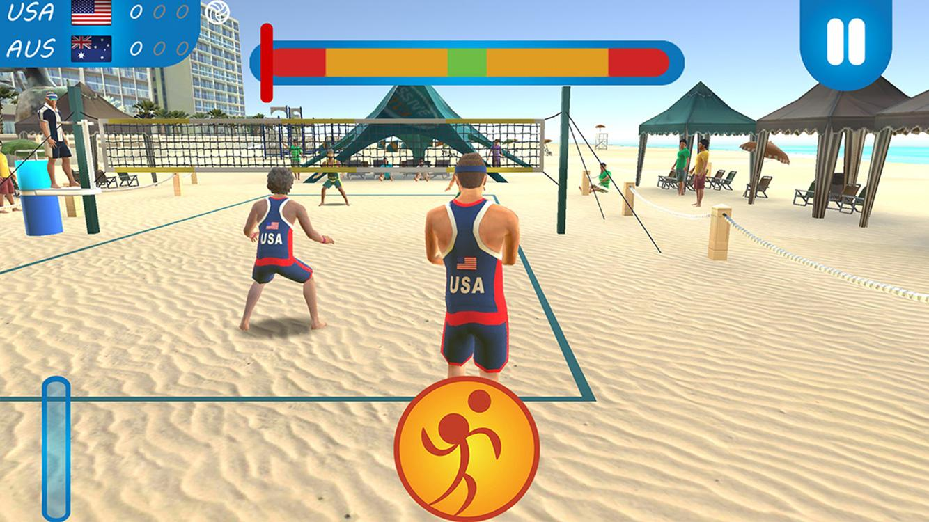 Beach Volleyball 2016 Screenshot 2