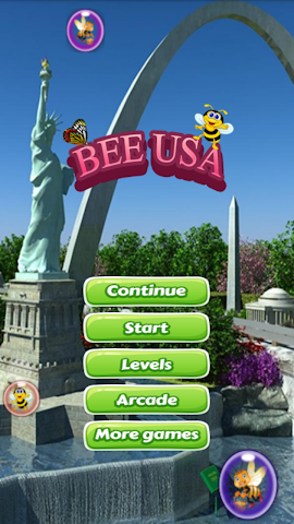 android Bees USA Screenshot 0