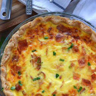 Ham Cheese Bacon Quiche Recipes