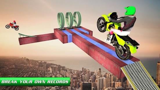 Stunt Bike Impossible Tracks