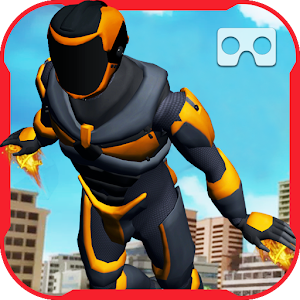 VR Flying Man for Android