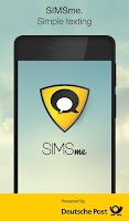 Screenshot of SIMSme – Your secure messenger