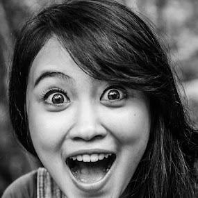 big smile by Bhako N Bhako - People Portraits of Women