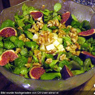 Mache Salad Recipes