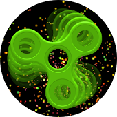 Fidget Spinner - The Music Game icon