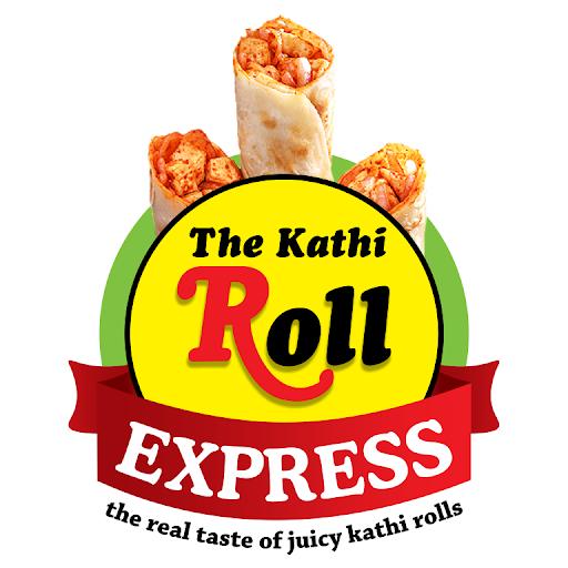 The Kathi Roll Express, Malviya Nagar, Malviya Nagar logo