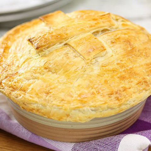 Chicken Curry Pot Pies