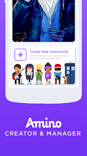 Amino Creator and Manager: ACM Screenshot
