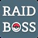 Raid Boss - レイドバトル - リスト & カウンター for ポケモンGO