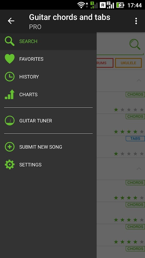 Guitar chords and tabs PRO APK Cracked Free Download | Cracked ...