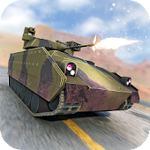 APK Game Tanks Fighting Robots Battle for iOS