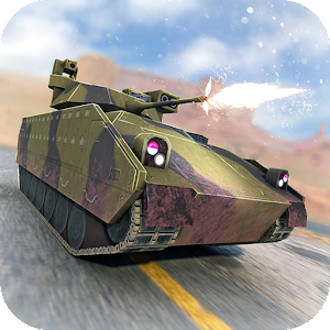 Cover art Tanks Fighting Robots Battle